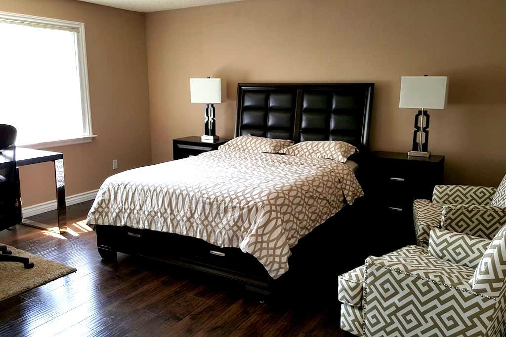 Clean Master bedroom w/Private bath - Pasadena - Haus
