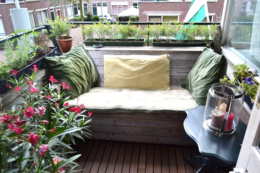 Private room, 2 pers. city centre - Rotterdam - Byt