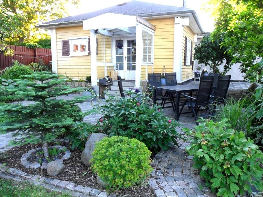 Nyindrettet bed & breakfast, midt i Randers - Randers - Penzion (B&B)