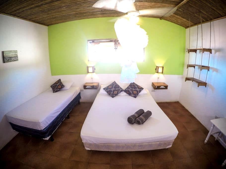 Triple room in the best location! - Las Peñitas