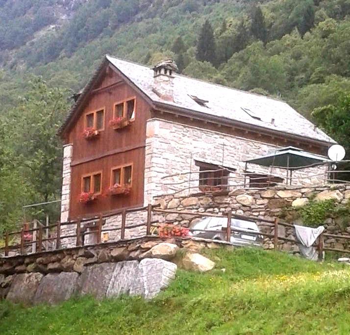 B&B La Crampiola sito in Baceno - Baceno
