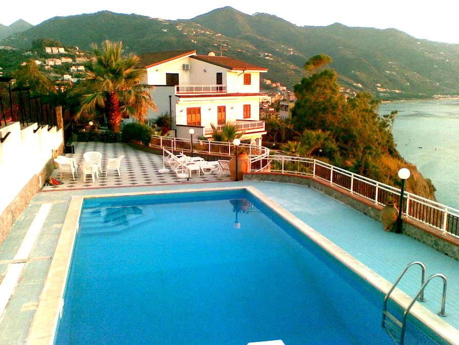 casa vacanze in sicilia orientale - Gioiosa Marea - Villa