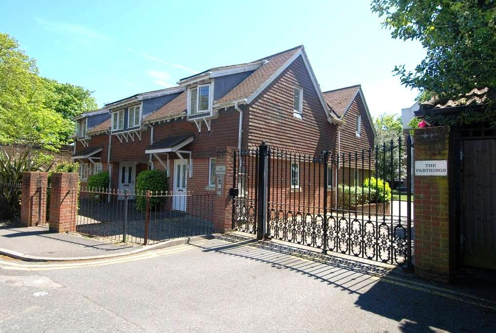 1 Farthings, 2 Bedrooms Close Beach - Bournemouth - Wohnung