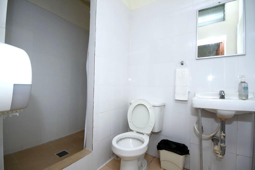 Casa Verde, Single Room #6 - Santa Ana - Rumah