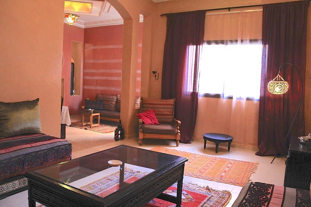 BEST APARTMENT FOR GROUP IN GUELIZ - Marrakech - Lägenhet