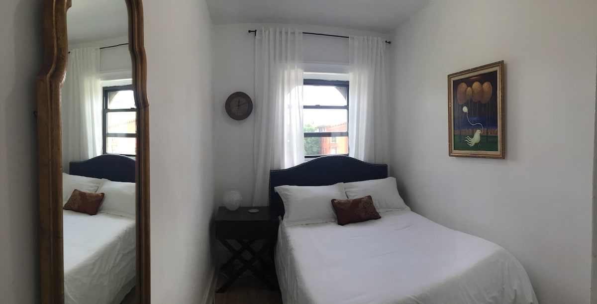 You can rent this bedroom on my other listing, Best Location:  Every Subway Here 3