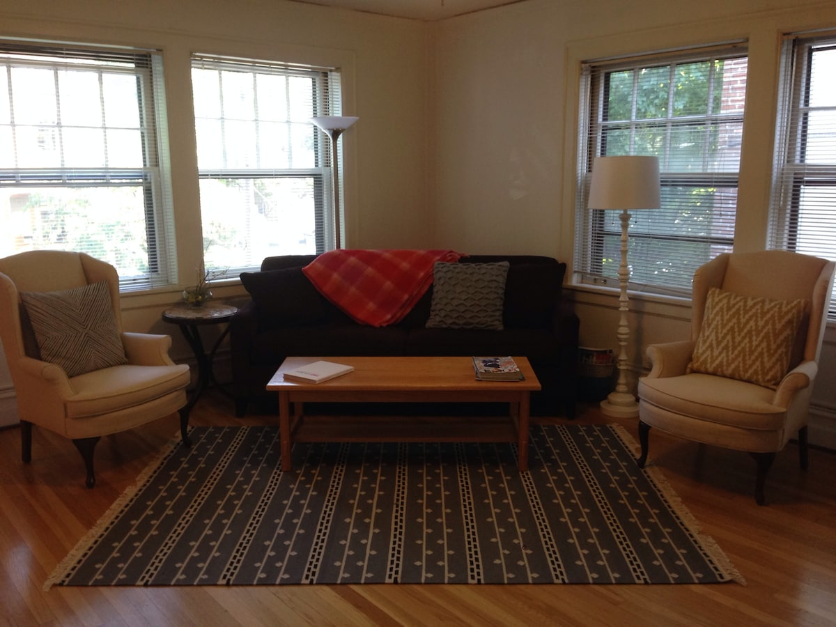 Large 1BD apartment near NW 23rd