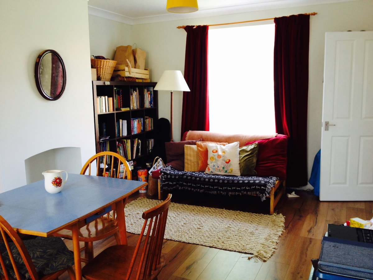 Double room in Creative Household