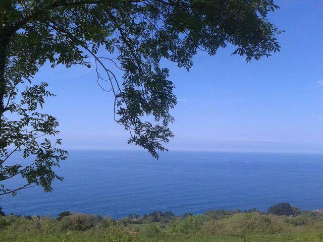 En Igeldo, rodeado de mar y monte