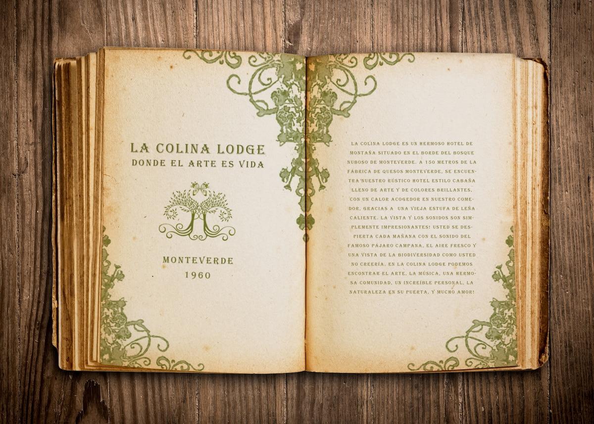 La Colina Lodge, Arte y Naturaleza.