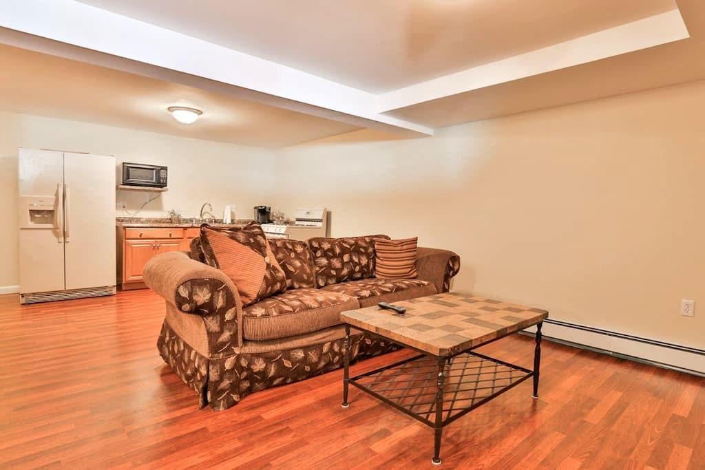 Full Studio Apartment in Newburyport - Newburyport - Dům