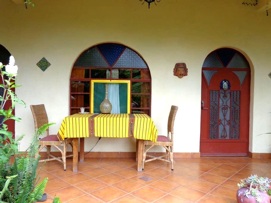 San Pedro La Laguna Luna Azul B&B 2 - San Pedro La Laguna - B&B/民宿/ペンション