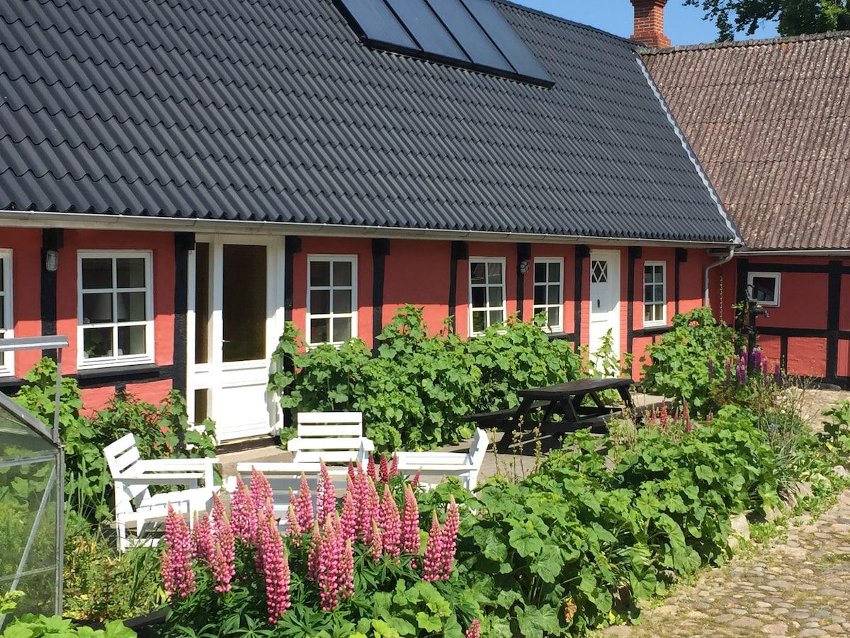 Bed and Breakfast Samsø (Værelse2)