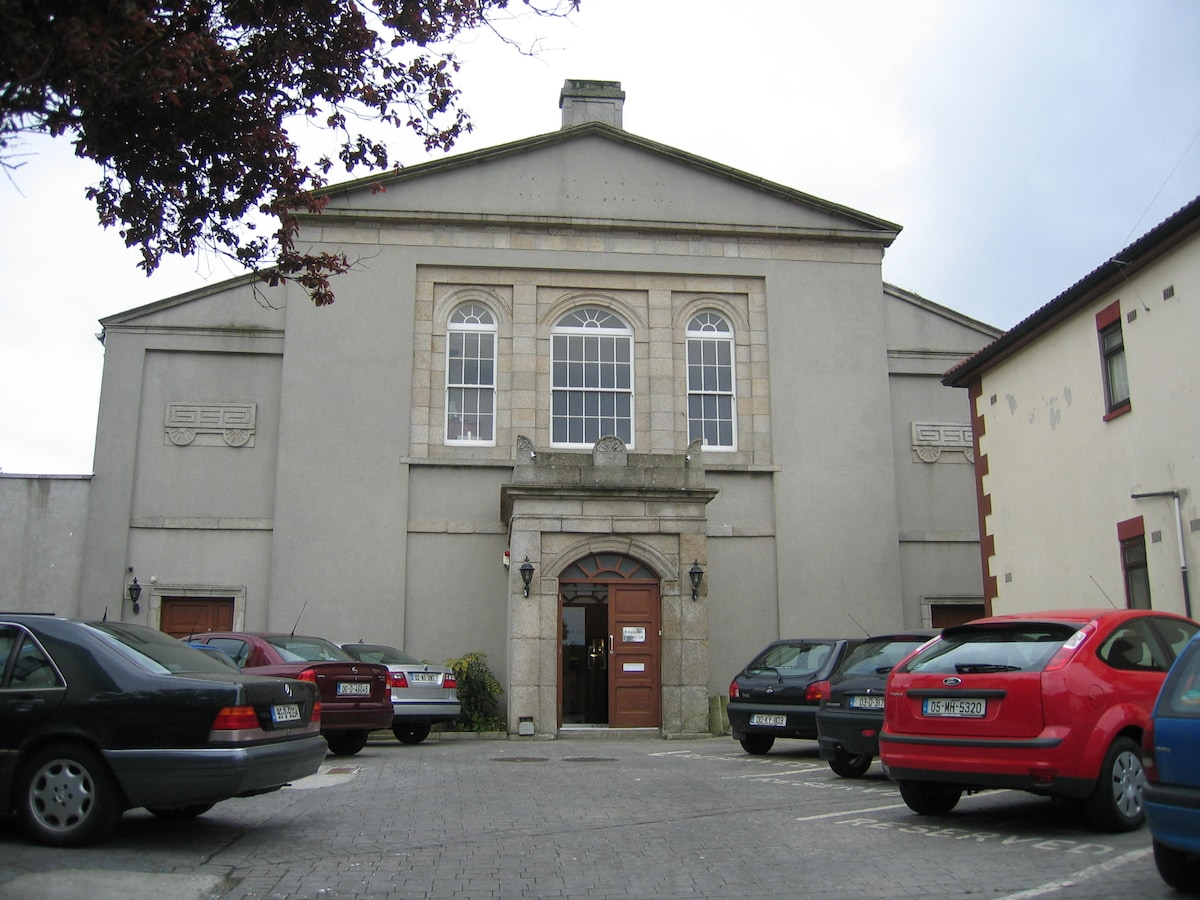 2 bedroom apt in converted church