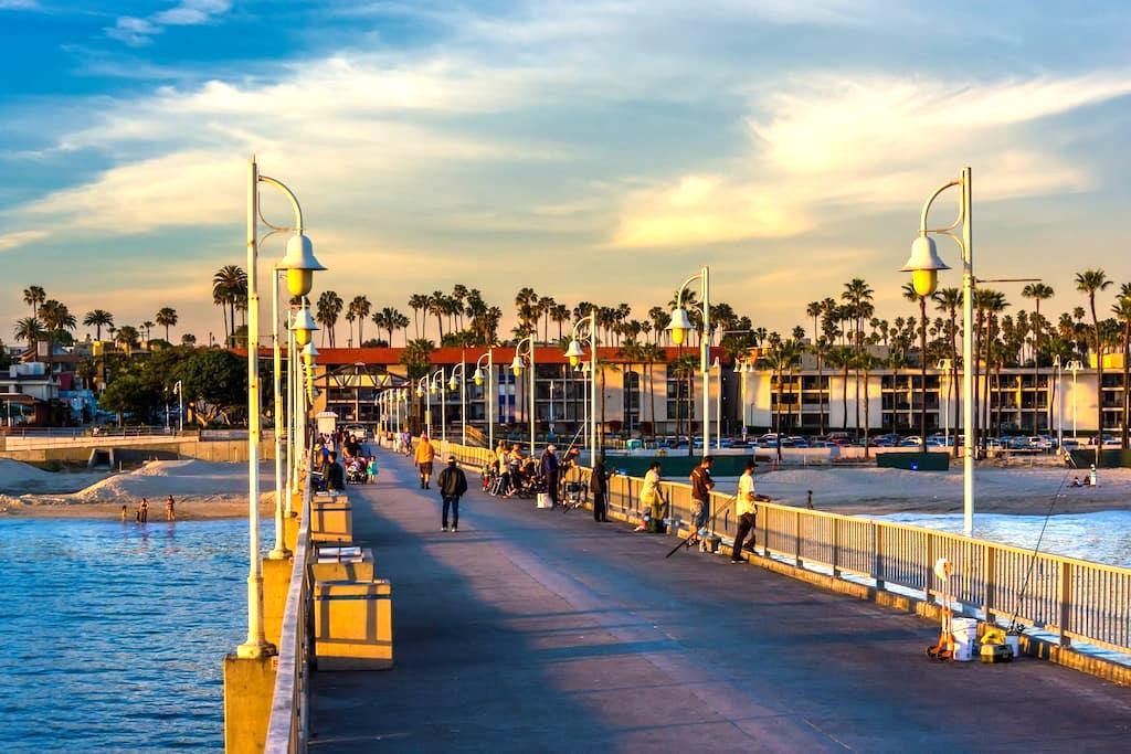 Beautiful Beach side apartment in Belmont shore! - Long Beach - Byt