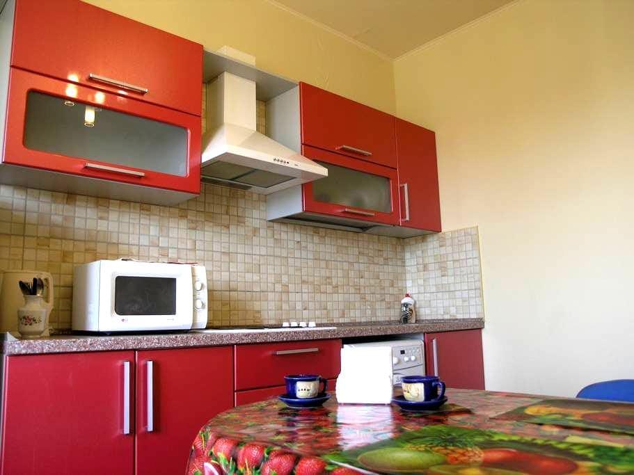 For rent studio apartment in Kharkov - Carcóvia