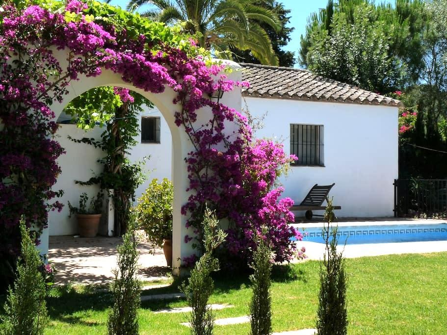 Idyllic country cottage/casadecampo(VTAR/CA/00585) - Jimena de la Frontera