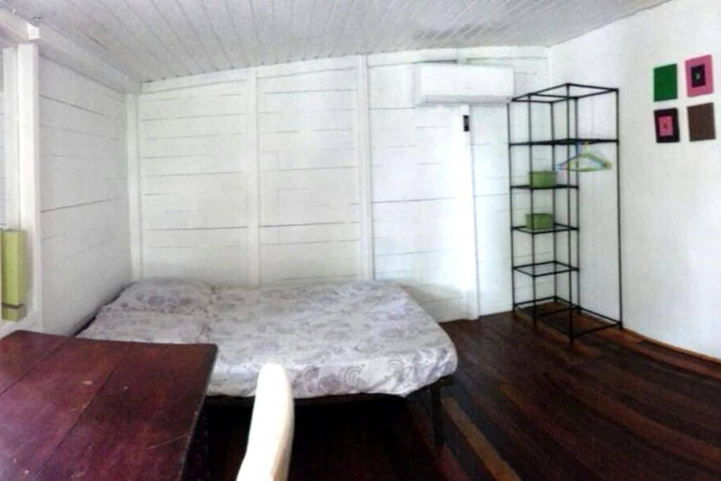 petite maison en bois - Cayenne - Apartment