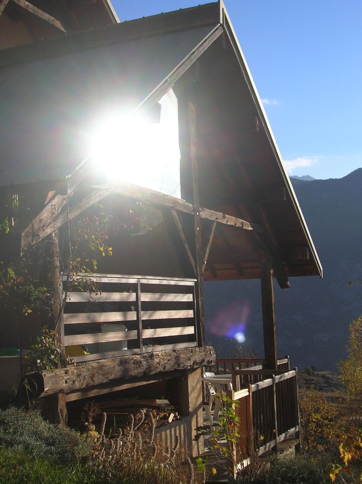 Magnifique T2 dans les Hautes-Alpes