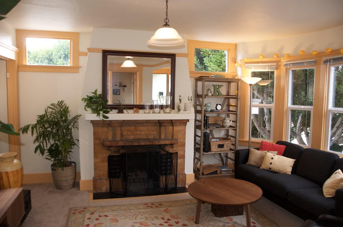 Charming Potrero single family home