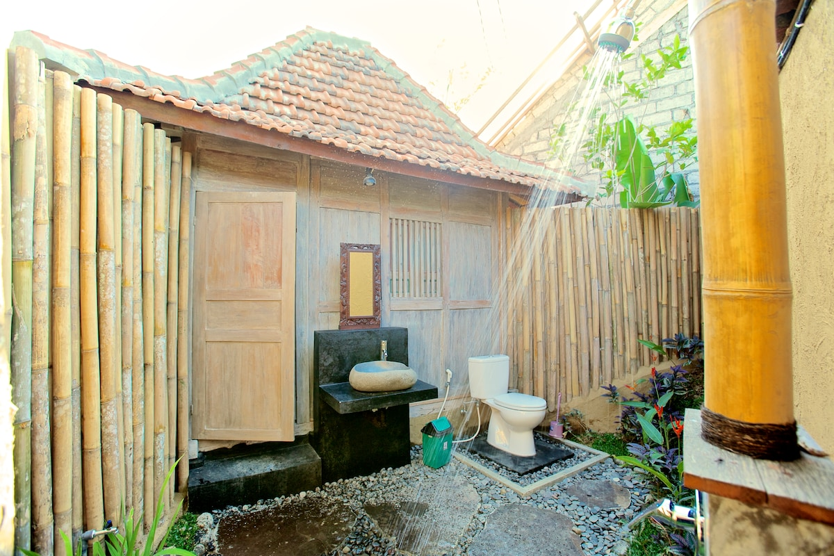 Outdoor Bathroom