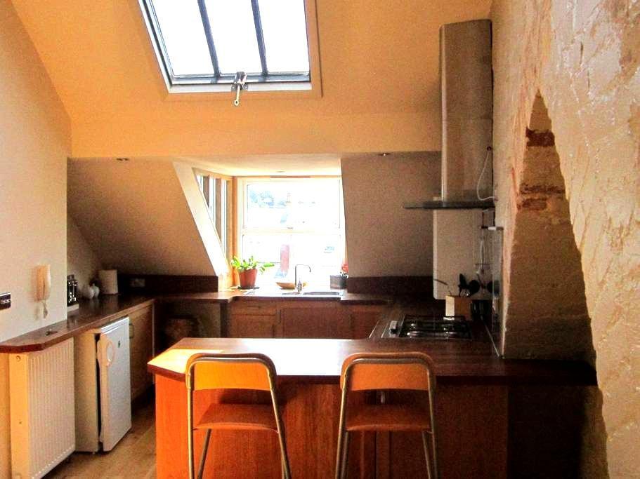 Apartment in 4 storey Victorian townhouse - Aberystwyth - Departamento