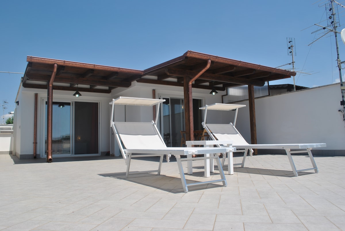 Nice flat 10 minutes from beach