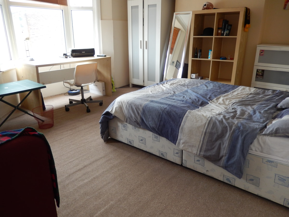 A second spare room in Brighton