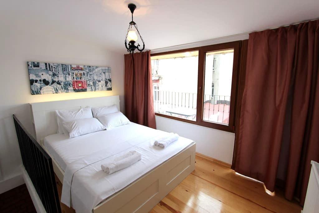 Duplex&Terrace Apartment in Taksim - Beyoğlu - Loft
