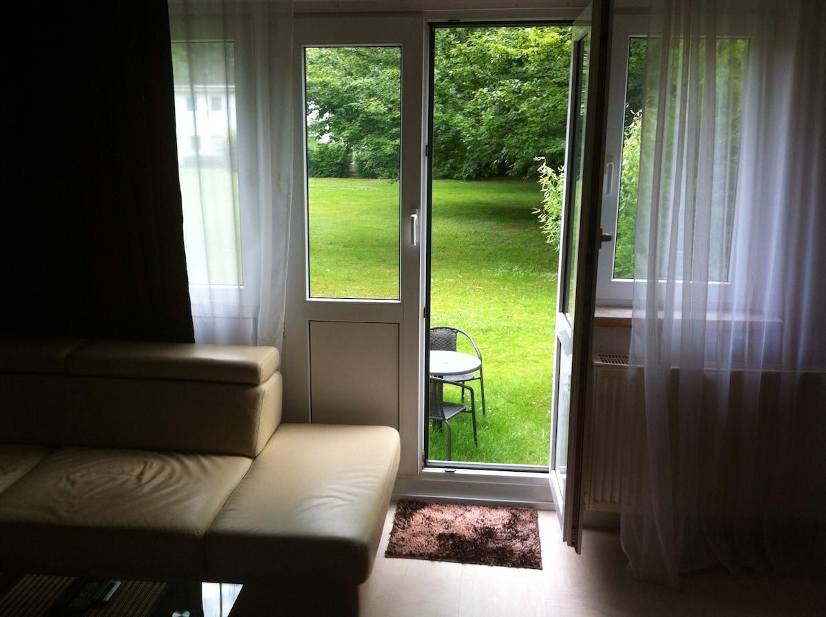 Ruhige Gemütliches 2 Zimmer Wohnung