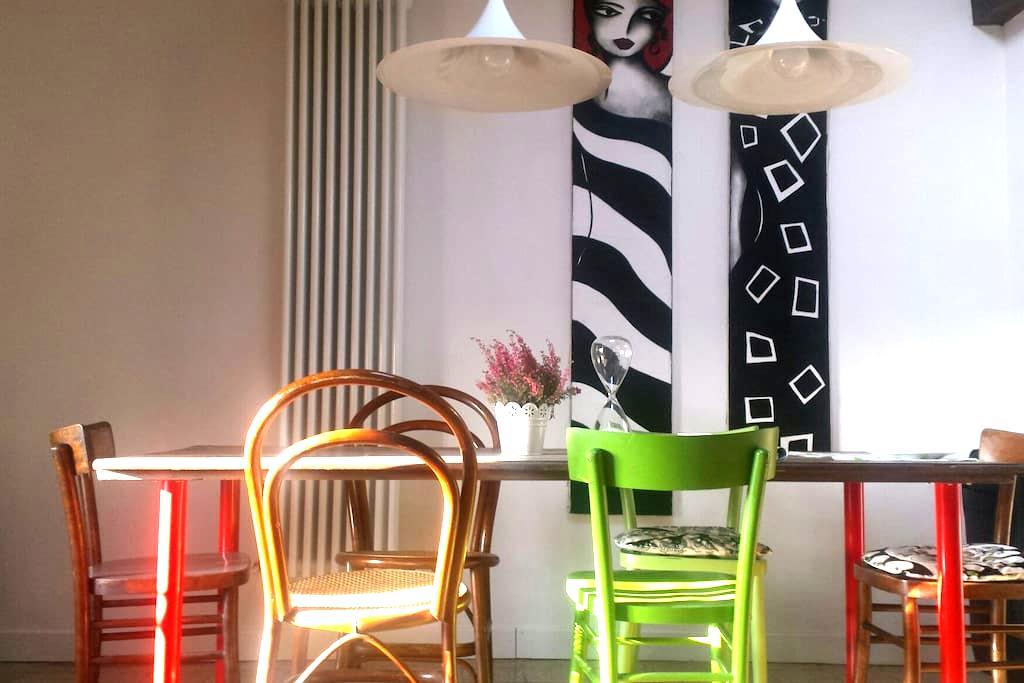 pulita camera privata ben localizzata - Modena - Byt