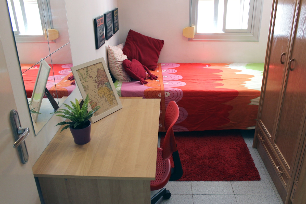 Single Room (RedRoom)