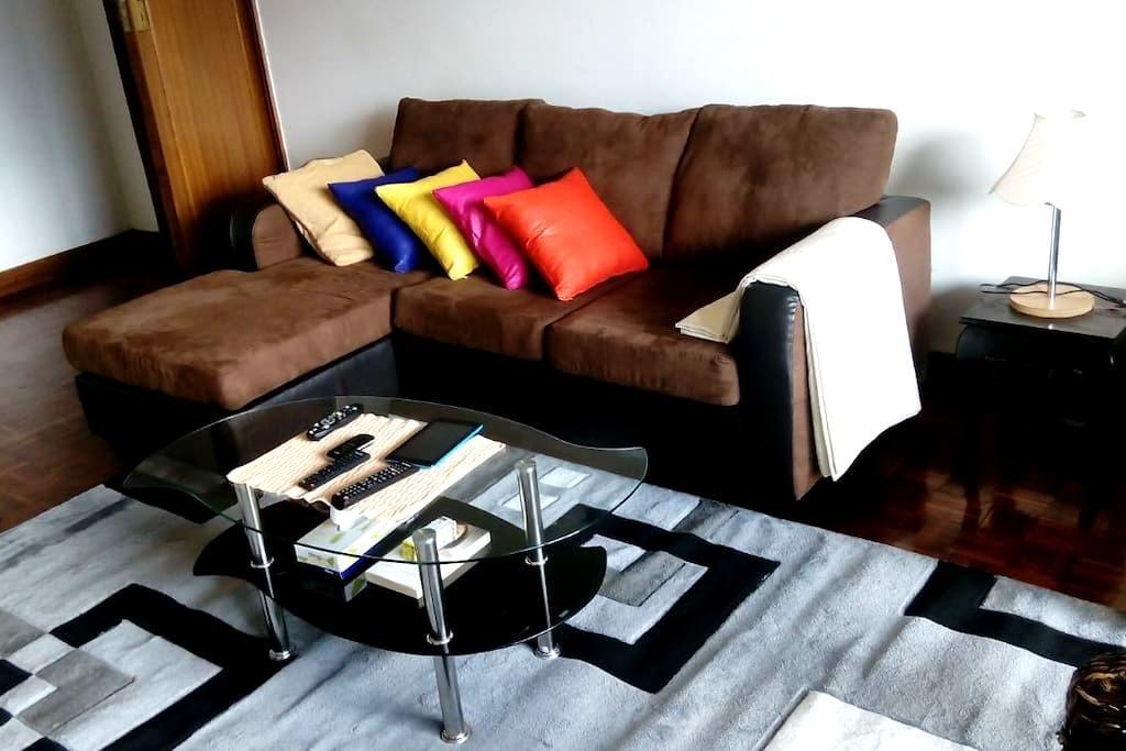 Ensuite & spacious, secure location - Nairobi - Appartement