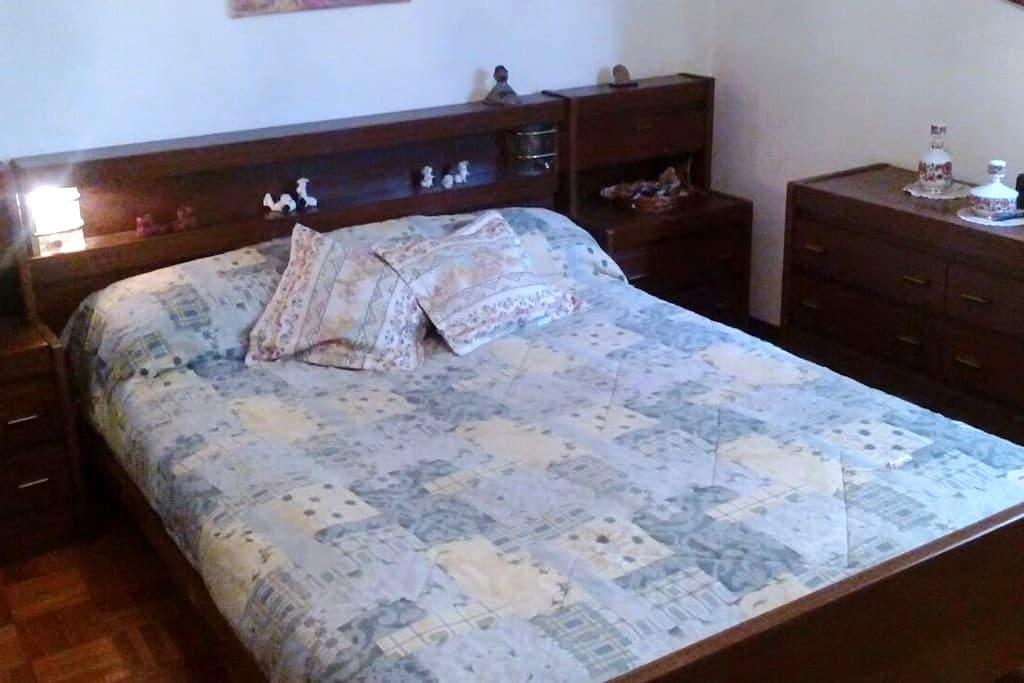 2 habitaciones con cama de matrimo - Оренсе - Дом