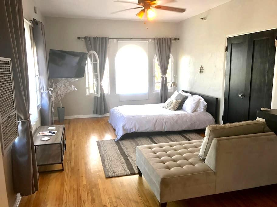 3rd Fl Relaxing Beachside Escape - San Pedro Los Angelas  - Appartement