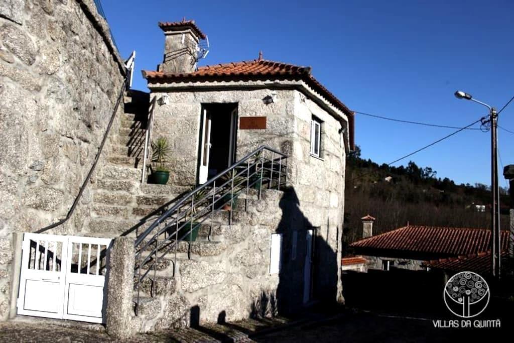 Casa dos Cedros /Villas da Quintã - Braga - Maison