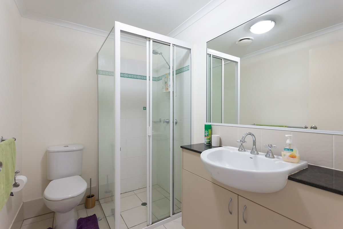 Your own bathroom ( ensuite) within your master bedroom.