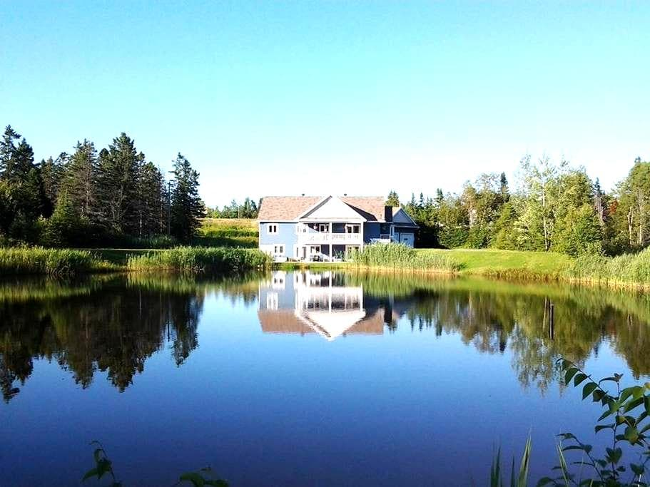 8.Les résidences du Lac - Thetford Mines - 公寓