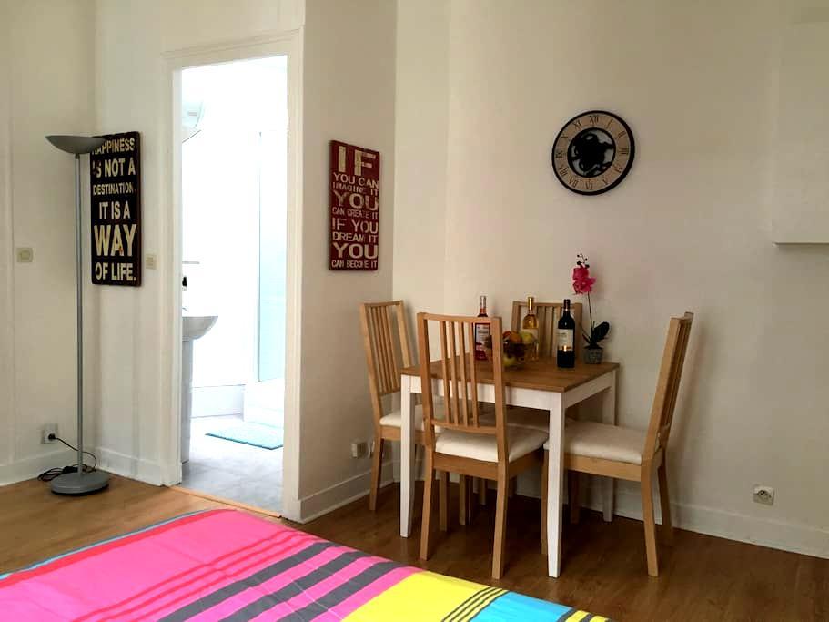 Studio spacieux et calme - Paris - Apartment