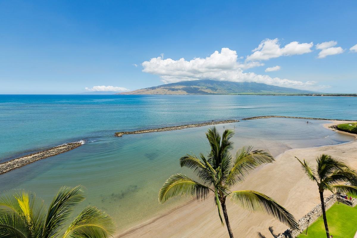 Spectacular Ocean Front location!