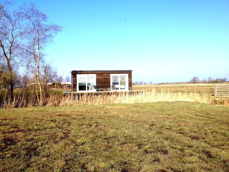Tiny house - Oudega Gem Smallingerlnd - Kabin
