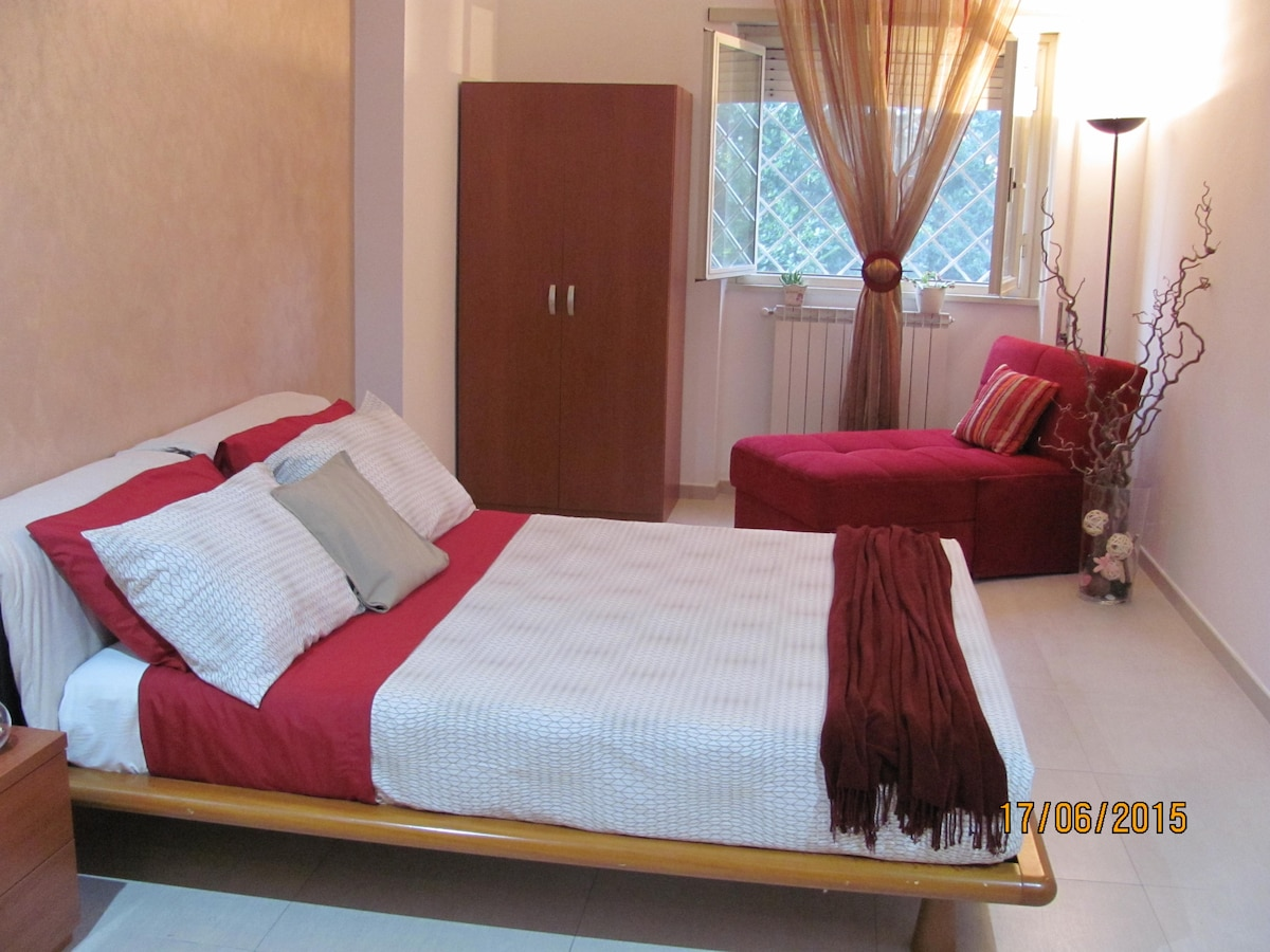 The Sunny Guest House Rome Eur