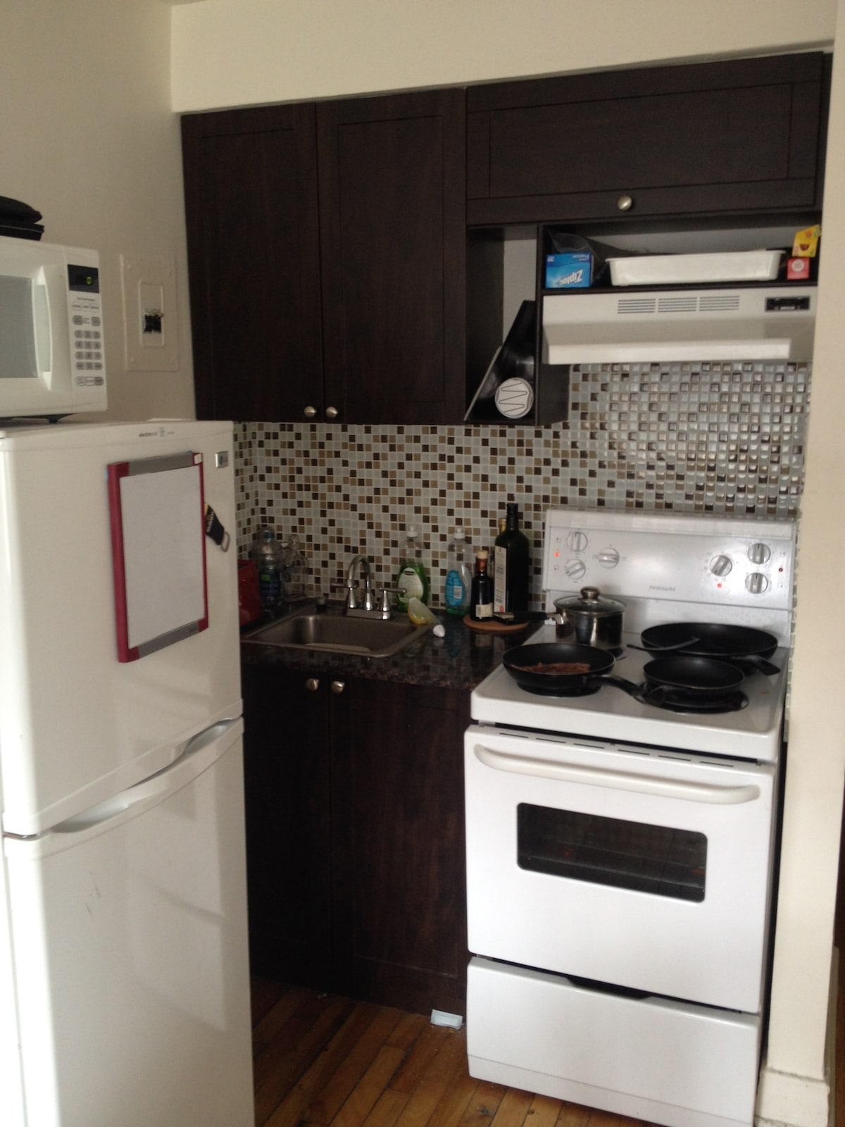 Studio Apartment near McGill