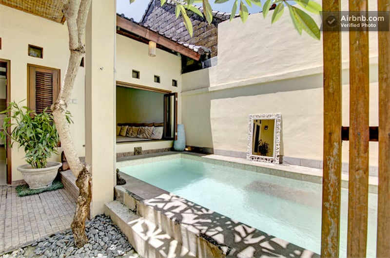 Villa Cerise Jimbaran, with pool