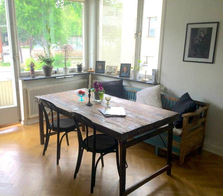 Charming apt. 10 min. from Old Town and SoFo. - Stockholm