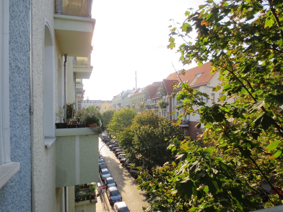 WG-Zimmer (25m²) in Friedrichshain