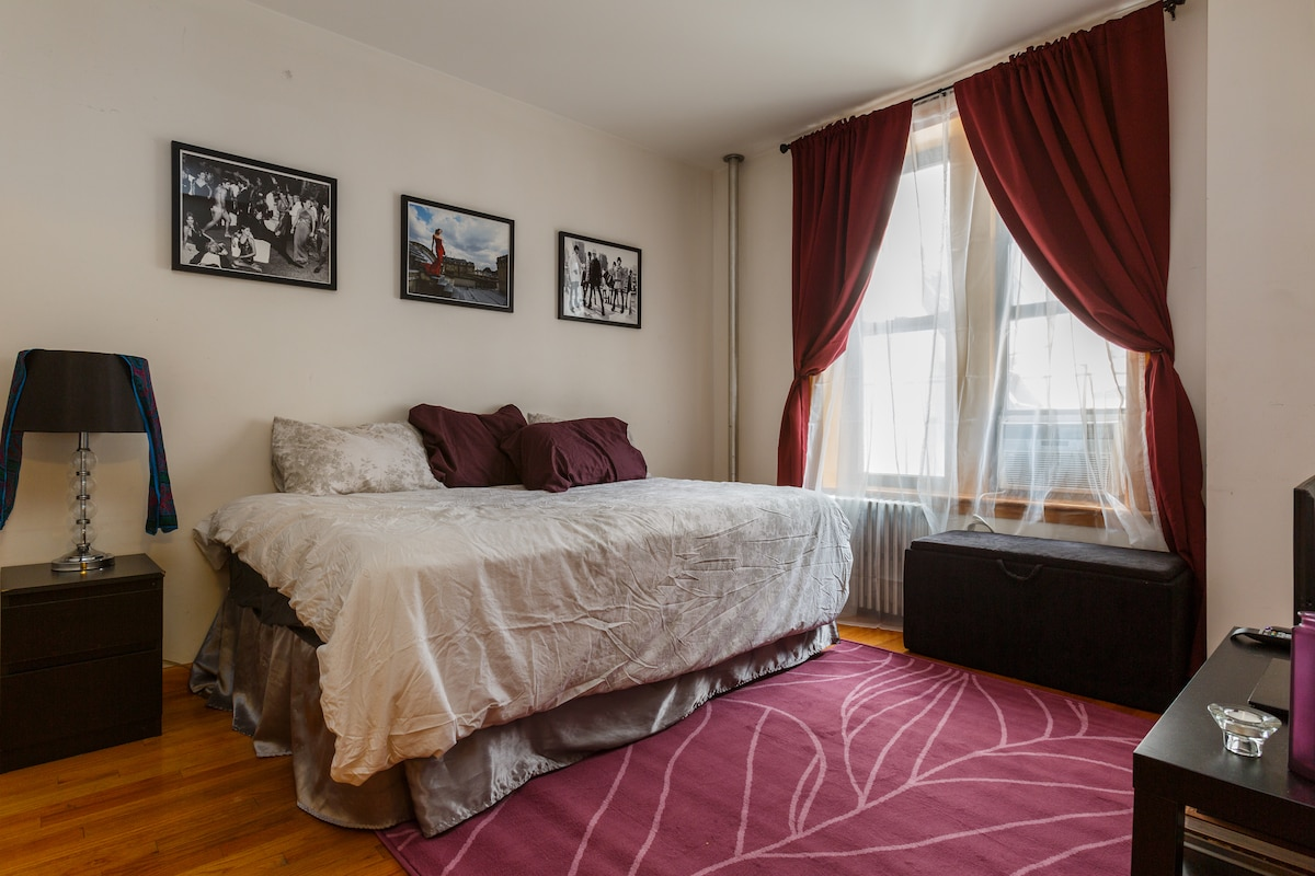 1 Bdrm Apartment in Little Italy