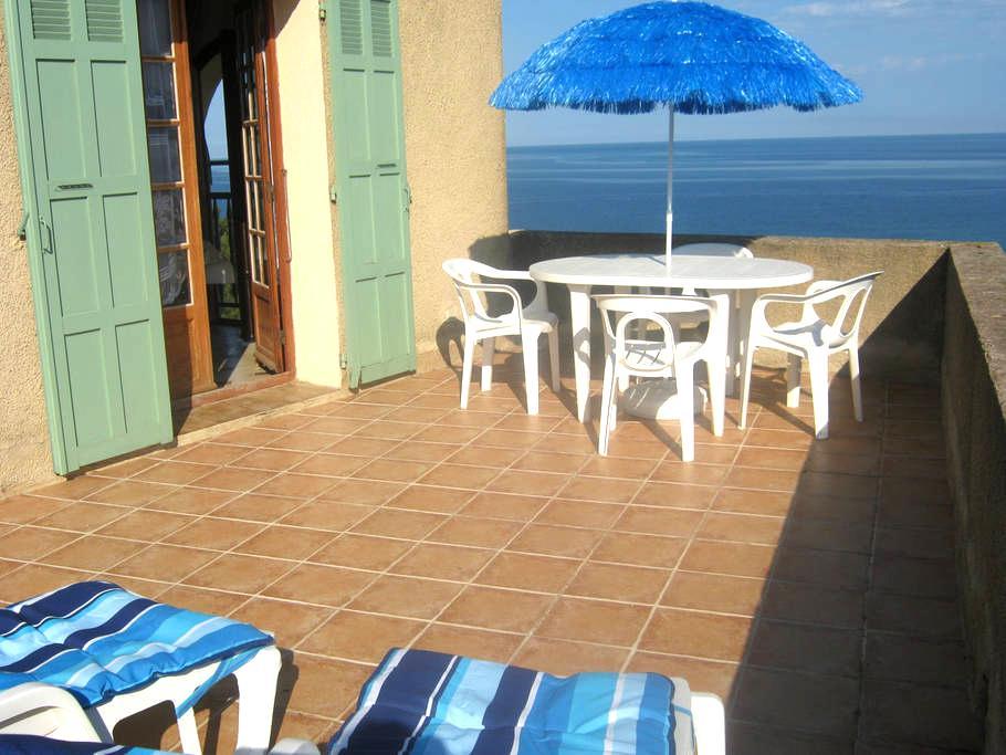 T2 90m² vue mer - Marine de Davia - Corbara - Wohnung