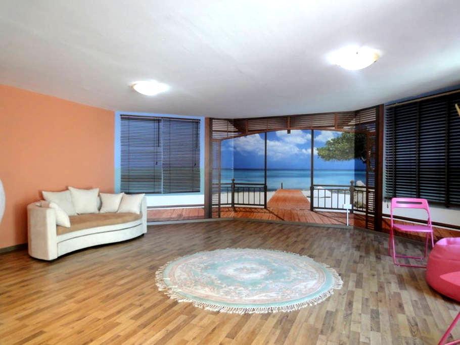 Romantic studio close to the beach. - Paphos