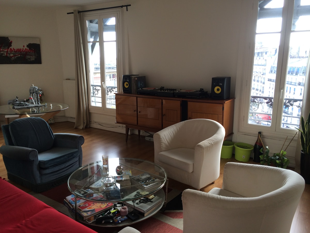 Beautiful Room Montmartre / Pigalle